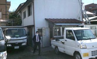 河合総合の家屋解体